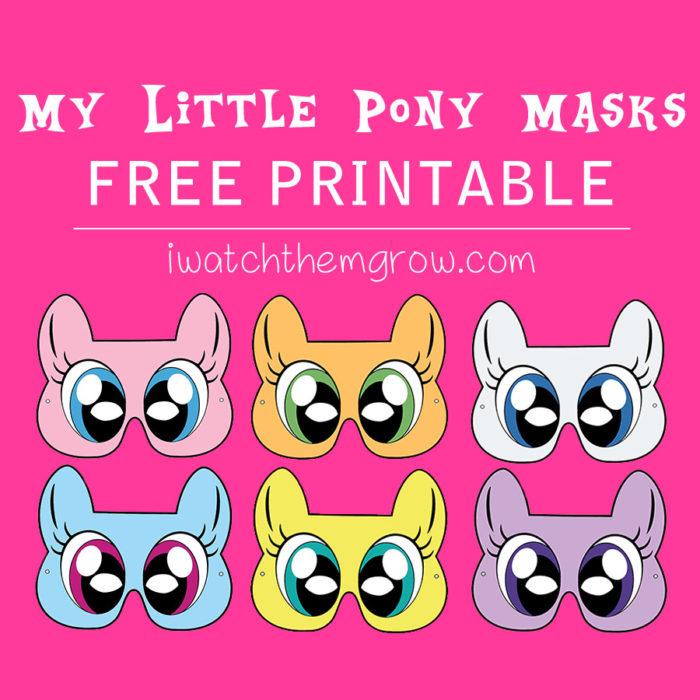 My Little Pony Invitations Free Printable Katinabags – Free Printable My Little Pony Birthday Invitations